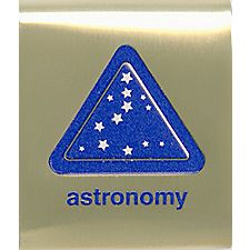 Cub Scout Astronomy Belt Loop